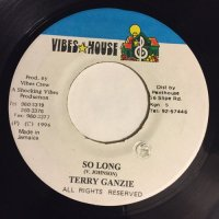 TERRY GANZIE / SO LONG