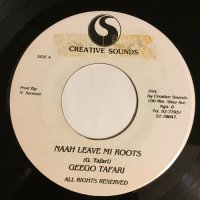 GEEGO TAFARI / NAAH LEAVE MI ROOTS
