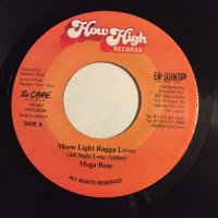 MEGA BOSE / MOON LIGHT RAGGA LOVER  - MOEAST / ALL IN ONE