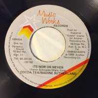 COCOA TEA & NADINE SUTHERLAND / IT'S NOW OR NEVER