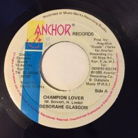 DEBORAHE GLASGOW / CHAMPION LOVER