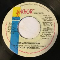 COCOA TEA & KRYSTAL / THE MORE THEM CHAT