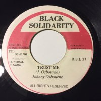JOHNNY OSBOURNE / TRUST ME