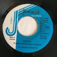 FRANKIE PAUL & RICHIE STEPHENS / JAMMIN