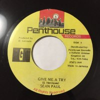SEAN PAUL / GIVE ME A TRY