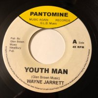 WAYNE JARRET / YOUTH MAN