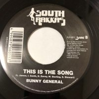 BUNNY GENERAL / THIS IS THE SONG