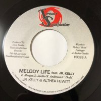 ALTHEA HEWITT & JR. KELLY / MELODY LIFE