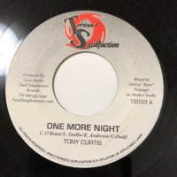 TONY CURTIS / ONE MORE NIGHT