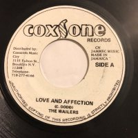 WAILERS / LOVE AND AFFECTION - TEENAGER IN LOVE