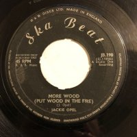 JACKIE OPEL / MORE WOOD - DONE WITH A FRIEND