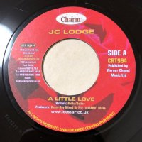 JC LODGE / A LITTLE LOVE