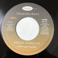 FREDDIE McGREGOR / I SHOULD HAVE KNOWN