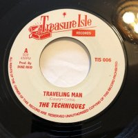 TECHNIQUES / TRAVELING MAN - LOVE IS NOT A GAMBLE