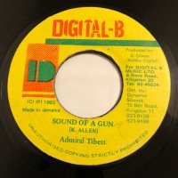 ADMIRAL TIBETT / SOUND OF A GUN
