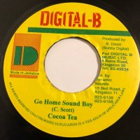 COCOA TEA / GO HOME SOUND BOY