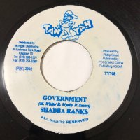 SHABA RANKS / GOVERNMENT