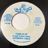 ANTHONY CRUZ / TURN IT UP