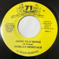 MORGAN HERITAGE / MORE TEACHINGS
