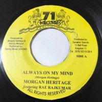 MORGAN HERITAGE / ALWAYS ON MY MIND