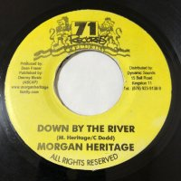 MORGAN HERITAGE / DOWN BY THE RIVER