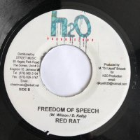 RED RAT / FREEDOM OF SPEECH