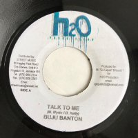 BUJU BANTON / TALK TO ME