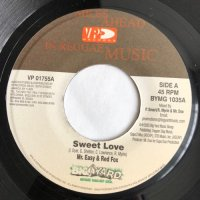 MR. EASY & RED FOX / SWEET LOVE