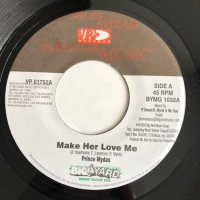 PRINCE MYDAS / MAKE HER LOVE ME