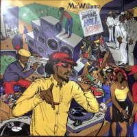 MR. WILLIAMZ / DANCEHALL HOBBY