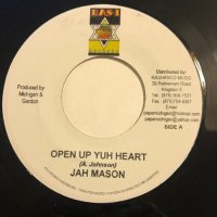JAH MASON / OPEN UP YUH HEART