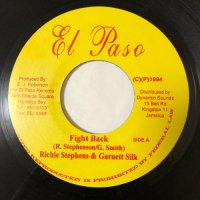 RICHIE STEPHENS, GARNETT SILK / FIGHT BACK
