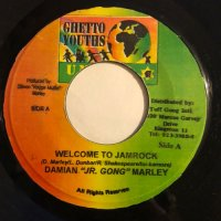 DAMIAN JR GONG MARLEY / WELCOME TO JAMROCK - HEY GIRL