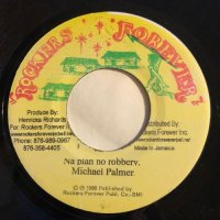 MICHAEL PALMER / NA PLAN NO ROBBERY