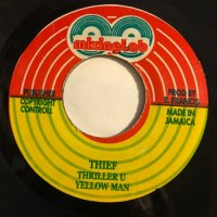 THRILLER U & YELLOWMAN / THIEF