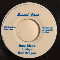 RED DRAGON / BUSS BLANK