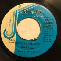 RISTO BENJIE / REGGAE BUSINESS