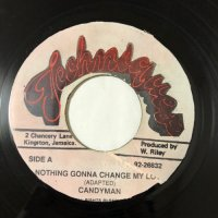 CANDY MAN / NOTHISNG GONNA CHANGE MY LOVE