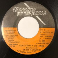 BERES HAMMOND / LOVE FROM A DISTANCE
