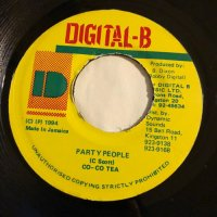 COCOA TEA / PARTY PEOPLE