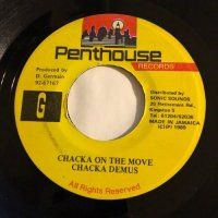 CHACKA DEMUS / CHAKA ON THE MOVE