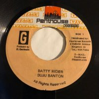 BUJU BANTON / BATTY RIDER