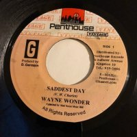 WAYNE WONDER / SADDEST DAY