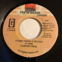 GARNETT SILK / EVERYTHING I'VE GOT