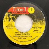 BARRINGTON LEVY & LADY SAW / COOL AND LOVING
