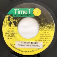 BARRINGTON LEVY & SASA FRASS / STEP UP IN LIFE