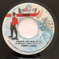 TERRY LINEN / THAT'S THE WAY IT IS