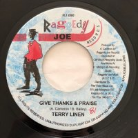 TERRY LINEN / GIVE THANKS & PRAISE