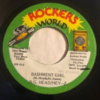 NG HEAD & HEY-Z / BASHMENT GIRL