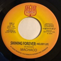 MACHACO / SHINING FOREVER - B-NINJAH / DREAM COME TRUE
